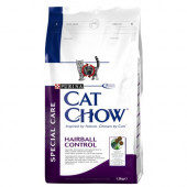 CAT CHOW Hairball Control (15 кг)