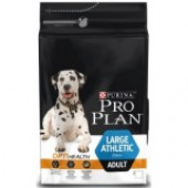 PRO PLAN LARGE ADULT ATHLETIC (18 кг) курица, рис