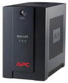 APC by Schneider Electric Back-UPS 500VA AVR IEC